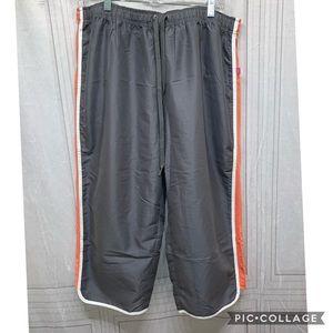 Woman Within Jogging Pants Capris Plus